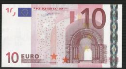 10 EURO AUTRICHE-AUSTRIA F003 CIRCULE/CIRCULATED DUISENBERG - EURO