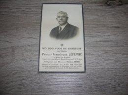 Petrus-Franciscus Lefevre (Oostende 1869-Oostende 1935);Peire   -   Zee-Kapitein ;Visserij - Images Religieuses