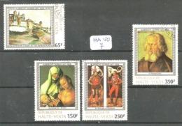 HA VO YT 465/468 En Obl - Obervolta (1958-1984)