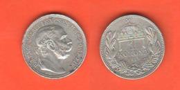 Austria Una Korona 1915 War Currency - Austria
