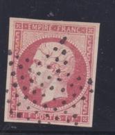 FRANCE - CLASSIQUES : N°18. FAUX SPERATI. Cote 3250€. - 1853-1860 Napoleon III
