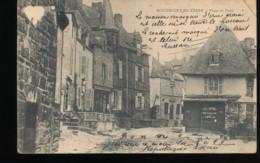 56 --- Rochefort En Terre --- Place Du Puits - Rochefort En Terre