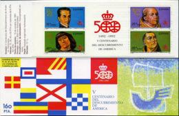 Ref. 2262 * NEW *  - SPAIN . 1991. 5th CENTENARY OF AMERICA DISCOVERY. 5 CENTENARIO DEL DESCUBRIMIENTO DE AMERICA - 1931-Hoy: 2ª República - ... Juan Carlos I