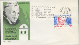 Ref. 275258 * NEW *  - SPAIN . 1984. CENTENARIES. CENTENARIOS - 1981-90 Neufs