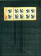 SINGAPORE FRUITS 1 CARNET DE 10 TIMBRES ADHESIFS NEUF  A PARTIR DE 0.75 EUROS - Singapore (1959-...)