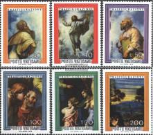Vatikanstadt 683-688 (complete Issue) Unmounted Mint / Never Hinged 1976 Christ - Vatican