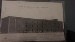 CPA - 4. Fort Du Mont Valérien - Bâtiment B - France