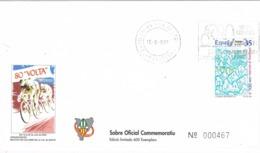34400. Carta VILANOVA I La GELTRU (Barcelona) 2000. 80 Volta Ciclista Catalunya - 1931-Hoy: 2ª República - ... Juan Carlos I