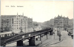 Allemagne - BERLIN - Skalitzerstr. (chemin De Fer) - Germany