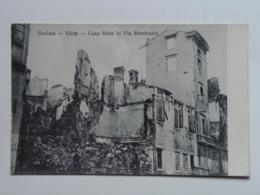 Gorizia M4 Gorz Gorica 1918 Casa Seitz Via Seminario Ed Pertot 197 - Autres Villes