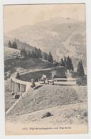 AB774 - SUISSE - Rigi Scheideggbahn Und Rigi Kulm - Passage Du Train - SZ Schwyz