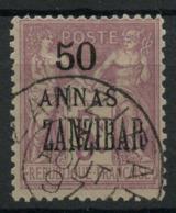 Zanzibar (1896) N 31 (o) - Used Stamps