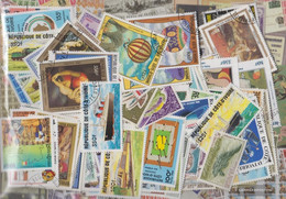 The Ivory Coast Stamps-300 Different Stamps - Ivory Coast (1960-...)