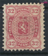 Finnland 18A Y Gestempelt 1875 Wappen (9350185 - 1856-1917 Russian Government