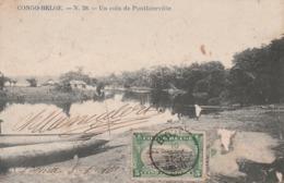 PONTHIERVILLE - Congo Belge - Autres