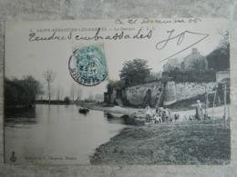 SAINT SEBASTIEN LES NANTES    LA BECQUE - Saint-Sébastien-sur-Loire