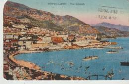 CP - MONTE CARLO - VUE GÉNÉRALE EN 1949 - Monte-Carlo