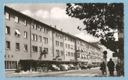 A049  CPSM  Postkarte  KEHL Am RHEIN  (Bade-Wurtemberg)  Hauptstrasse  - CITROËN 2CV  VOLKSWAGEN  ...  ++++ - Kehl