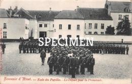 Ecole Des Pupilles - Le Départ Pour La Promenade - Alost - Aalst - Aalst