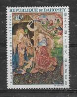 DAHOMEY   Yvert  PA N° 50 **  TAPISSERIE  DE BEAUNE - Benin - Dahomey (1960-...)