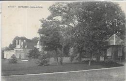 37, Indre Et Loire, BOURGUEUIL, Pavée, Scan Recto Verso - Frankreich