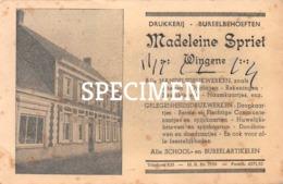 Madeleine Spriet Drukkerij Bureelbehoeften - Wingene - Wingene