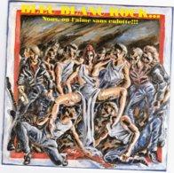 """BLEU BLANC ROCK... """"Nous On L'aime Sans Culotte !!!"""" - VA - Rock"""