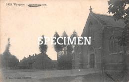 Wildenburg Kerk 1905 - Wingene - Wingene