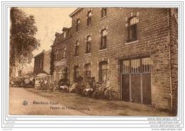 RENDEUX  ..--  Hôtel LIEGEOIS . 1931 Vers LIEGE ( Mr Mme DOGNIEZ ) . Voir Verso . - Rendeux