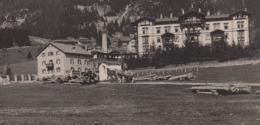 OUDE POSTKAART ZWITSERLAND - SCHWEIZ -  SUISSE -    LENZERHEIDE - GR Graubünden