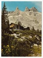 Lindauer Hütte Im Gauertal Gegen Die Drei Türmen - Montafon - Schruns