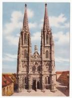 Germany - Regensburg - Dom St. Peter (Regensburger Dom) - Kirchen U. Kathedralen