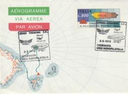 GIORNATA DELL'AEROFILATELIA = 5-3-1978 - FDC - Aerei