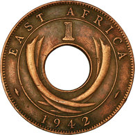Monnaie, EAST AFRICA, George VI, Cent, 1942, TTB, Bronze, KM:29 - Colonia Britannica