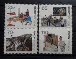 PORTUGAL - Açores : N° 407/10 (1991) Professions - Açores
