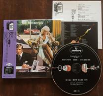 10cc HOW DARE YOU Japanese CD Mini Sleeve W/ Inserts Mercury Universal See Imgs. UICY-9174 Rare - Rock