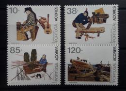 PORTUGAL - Açores : N° 416/19 (1992) Professions - Açores