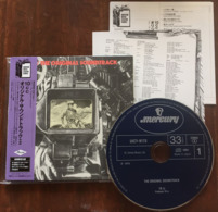 10cc THE ORIGINAL SOUNDTRACK Japanese CD Mini Sleeve W/ Inserts Mercury Universal See Imgs. UICY-9173 Rare - Rock