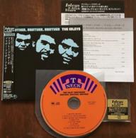 THE ISLEY BROTHERS BROTHER BROTHER BROTHER Japanese CD Mini Sleeve W/ Inserts Sony Japan See Imgs. SICP-2864 Rare - Soul - R&B