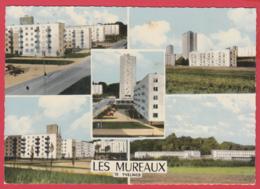 CP-78-LES MUREAUX - Multivues Des Cités *SUP **2 SCANS - Les Mureaux