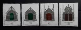 PORTUGAL - Açores : N° 428/31 (1993) Architecture - Açores
