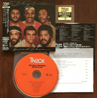 THE ISLEY BROTHERS GRAND SLAM Japanese CD Mini Sleeve W/ Inserts Sony Japan See Imgs. SICP-2944 Rare - Soul - R&B