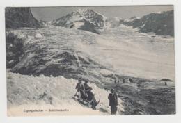 AB791 - SUISSE - Eigergletscher - Schlittenpartie - BE Berne