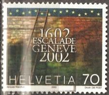 Switzerland: Full Set Of 2 Used Stamps,  2002, Mi#1782-1783 - Suisse