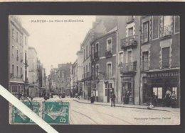 Nantes / La Place Sainte Elisabeth,quartier Du Marchix / Rare - Nantes