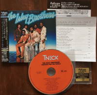 THE ISLEY BROTHERS HARVEST FOR THE WORLD Japanese CD Mini Sleeve W/ Inserts Sony Japan See Imgs. SICP-2868 Rare - Soul - R&B