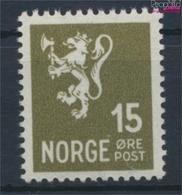 Norwegen 183 Postfrisch 1937 Freimarken (9362119 - Norwegen