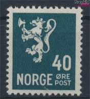 Norwegen 188 Postfrisch 1937 Freimarken (9362117 - Norwegen