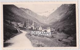 LES HIÈRES  LA GRAVE 1930/40 - Photo Originale Sur La Perspective ( Hautes Alpes ) - Lugares