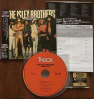 THE ISLEY BROTHERS INSIDE YOU Japanese CD Mini Sleeve W/ Inserts Sony Japan See Imgs. SICP-2945 Rare - Soul - R&B